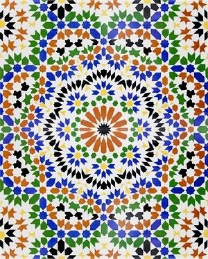 carrelage marocain nadia. Black Bedroom Furniture Sets. Home Design Ideas